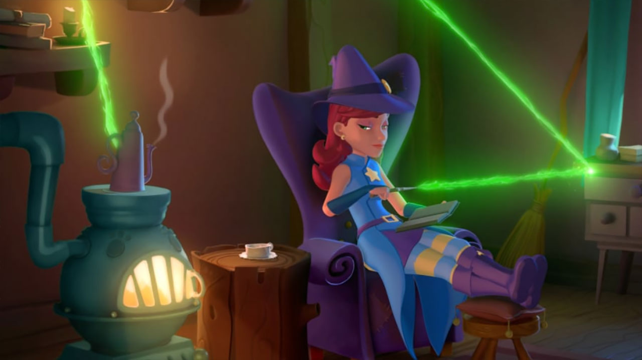 Bubble-WItch-3D-Character-Animation